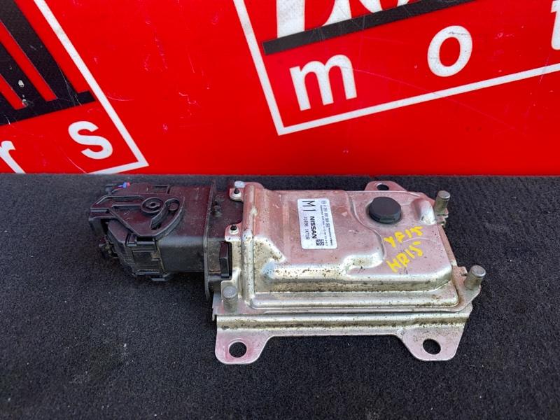 Блок управления кпп Nissan Juke YF15 HR15DE 2010