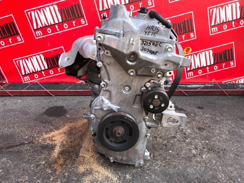Двигатель Nissan Juke YF15 HR15DE 2010