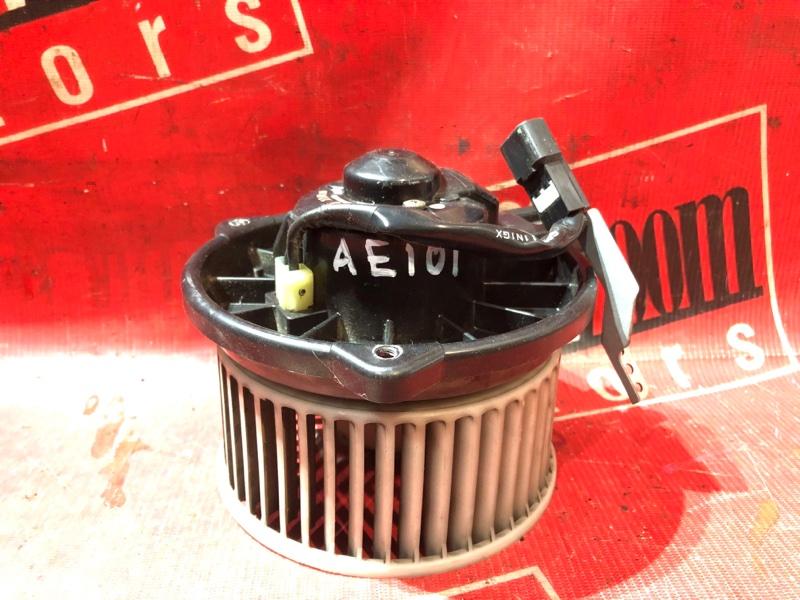 Вентилятор (мотор отопителя) Toyota Corolla Ceres AE101 4A-FE 1992