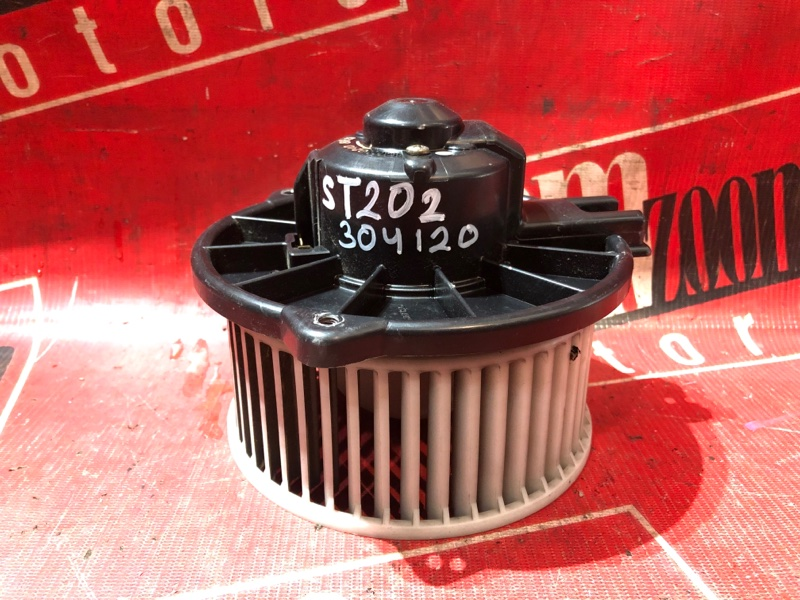 Вентилятор (мотор отопителя) Toyota Carina Ed ST202 3S-FE 1993