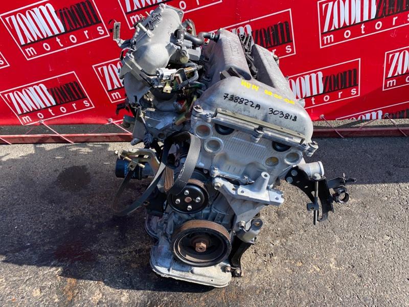 Двигатель Nissan Bluebird HU14 SR20DE 1996
