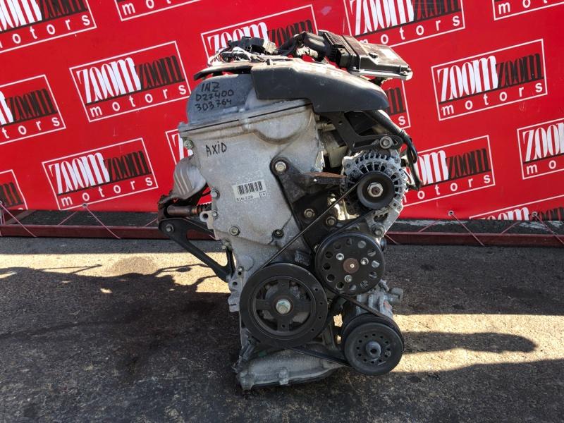 Двигатель Toyota Corolla Axio NZE141 1NZ-FE 2006