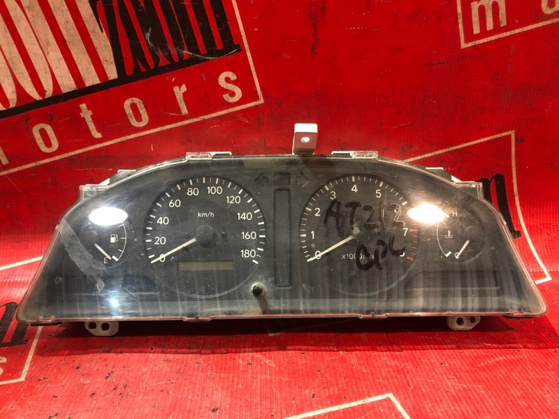 Комбинация приборов (спидометр) Toyota Carina AT210 4A-FE 1996 89800-20392