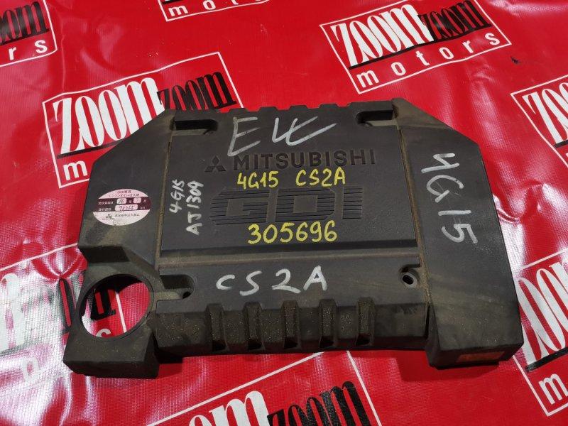 Крышка на двигатель декоративная Mitsubishi Lancer Cedia CS2V 4G15 2000