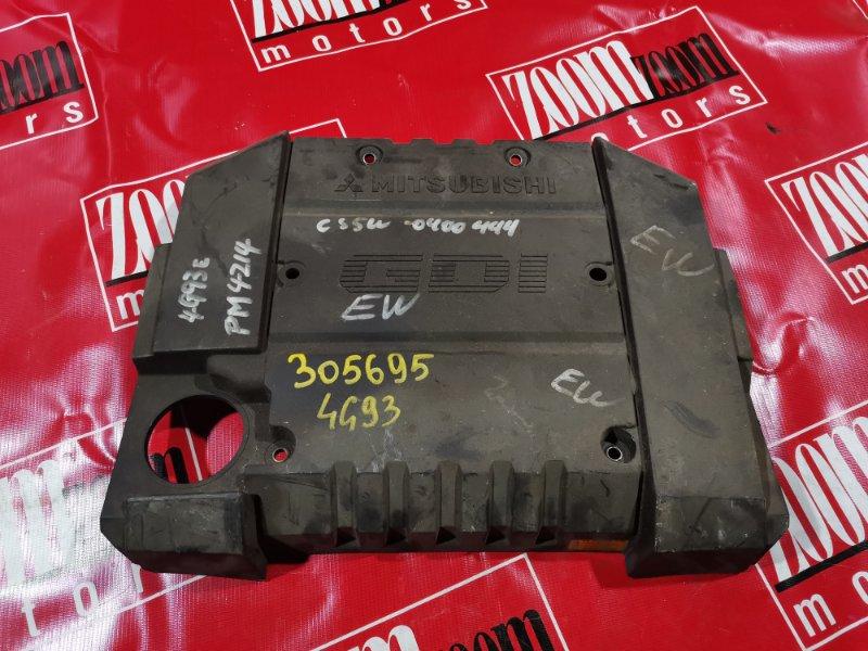 Крышка на двигатель декоративная Mitsubishi Lancer Cedia CS5W 4G93 2000