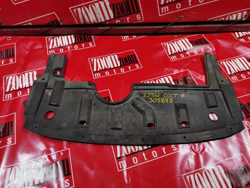 Защита двс Mitsubishi Colt Z25A 4G19 2002