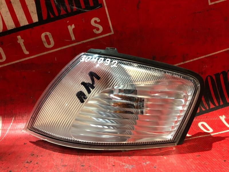 Поворотник (габарит) Nissan Ad VFY11 QG15DE 1999 передний левый 34-32