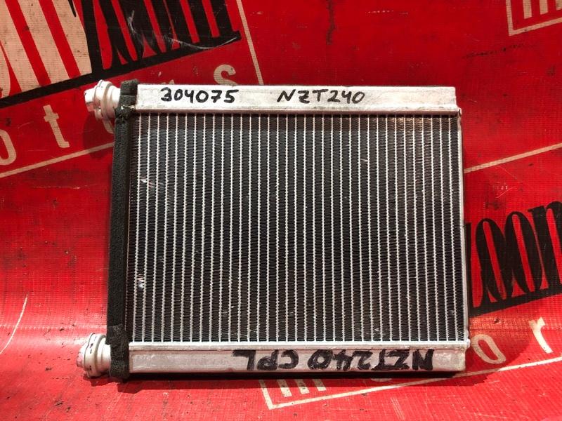 Радиатор отопителя Toyota Allion NZT240 1NZ-FE 2001