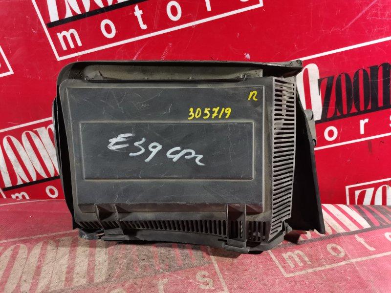Корпус салонного фильтра Bmw 525I E39 M52 1998 передний правый