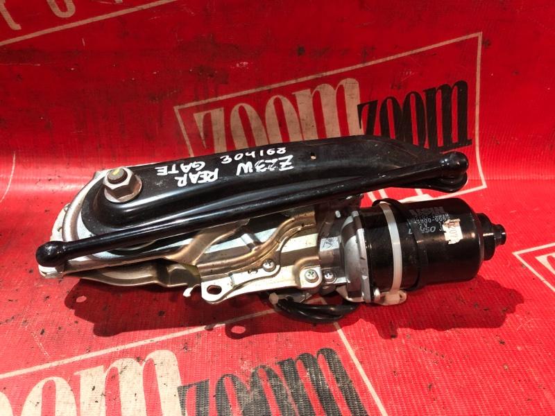 Механизм подъема двери багажника Mitsubishi Colt Plus Z23W 4A91 2004 задний