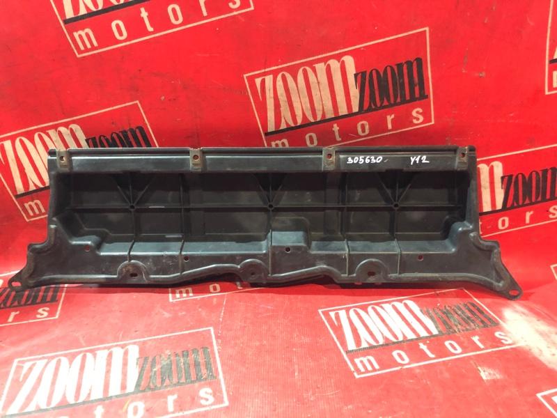 Защита двс Nissan Wingroad Y12 HR15DE 2004 передняя