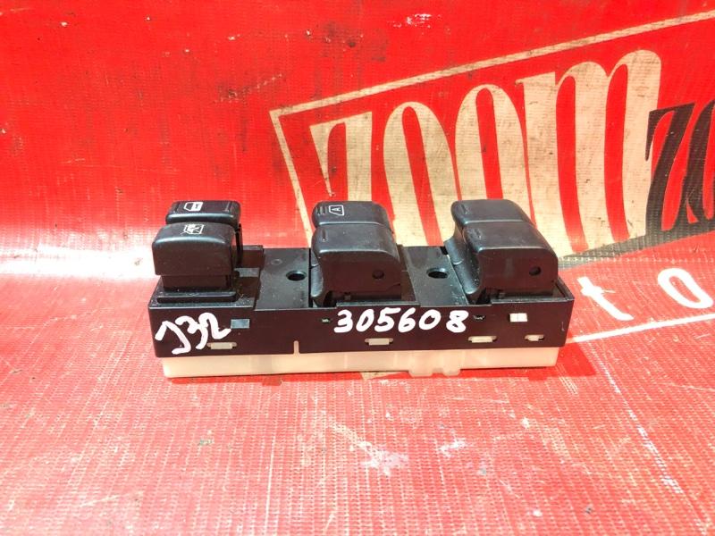 Блок управления стеклоподъемниками Nissan Teana J32 VQ25DE 2008 передний