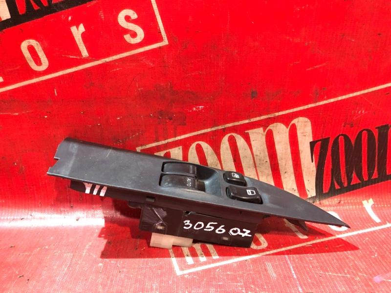 Блок управления стеклоподъемниками Nissan Ad VY11 QG13DE 1999 передний черный