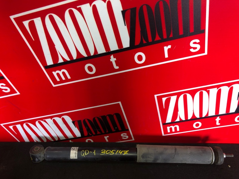 Амортизатор Honda Fit GD1 L13A 2001 задний