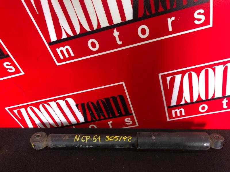 Амортизатор Toyota Probox NCP51V 1NZ-FE 2002 задний