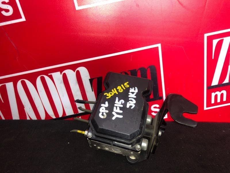 Блок abs (модулятор abs) Nissan Juke YF15 HR15DE 2010