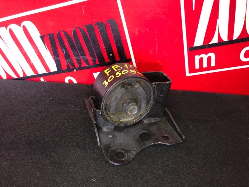 Подушка двигателя Nissan Sunny FB15 QG15DE 1998 левая