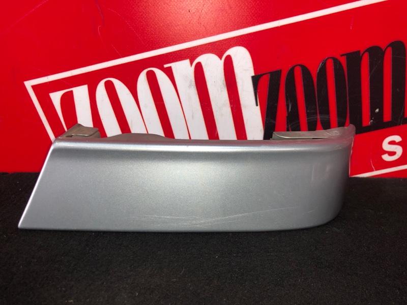 Планка под фонарь Nissan Sunny FB15 QG15DE 2002 задняя правая серебро