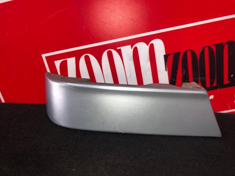 Планка под фонарь Nissan Sunny FB15 QG15DE 2002 задняя левая серебро