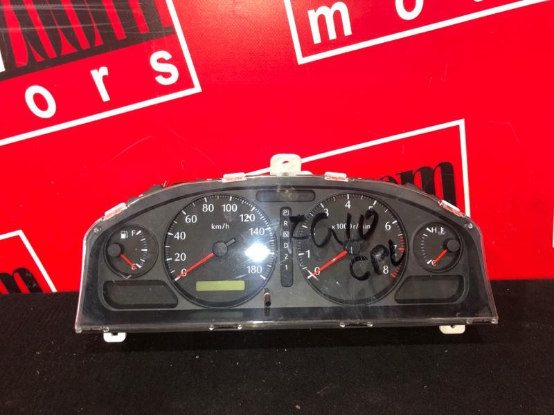 Комбинация приборов (спидометр) Nissan Bluebird Sylphy QG10 QG18DE 2000
