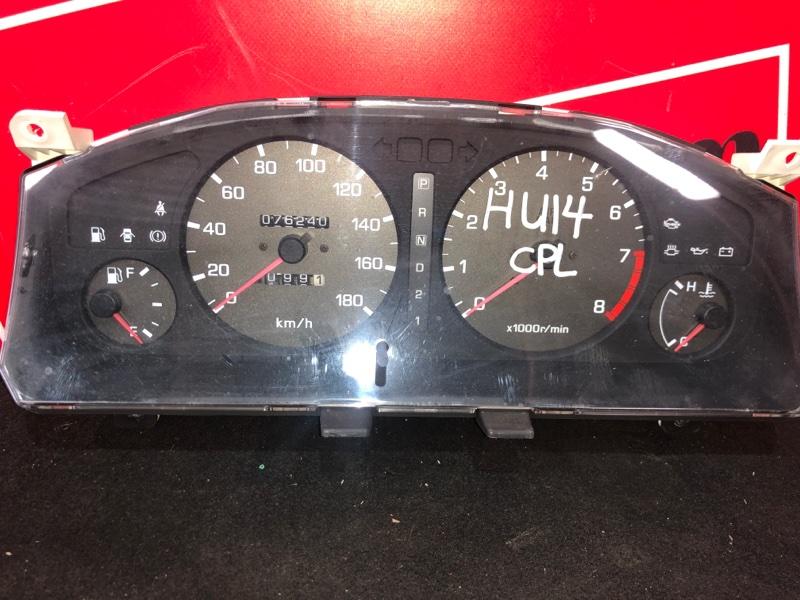 Комбинация приборов (спидометр) Nissan Bluebird EU14 SR18DE 1996