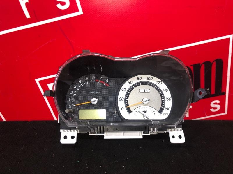 Комбинация приборов (спидометр) Toyota Ist NCP60 2NZ-FE 2002