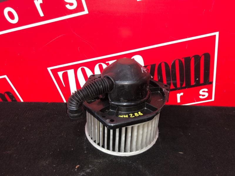 Вентилятор (мотор отопителя) Nissan Bluebird EU14 SR18DE 1996