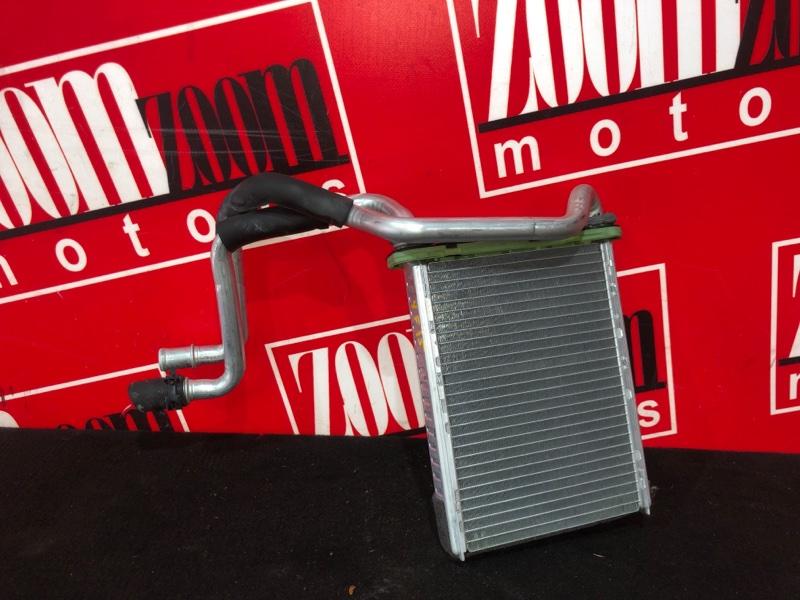 Радиатор отопителя Nissan Juke YF15 HR15DE 2010