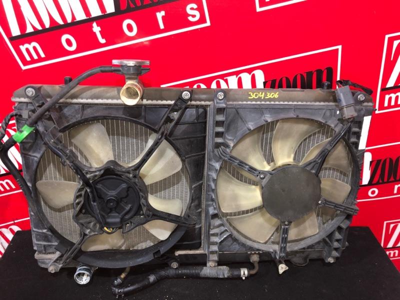Радиатор двигателя Suzuki Aerio RB21S M15A 2000
