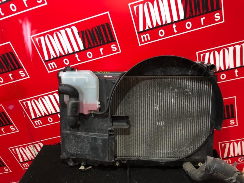 Радиатор двигателя Toyota Mark Ii GX110 1G-FE 2000
