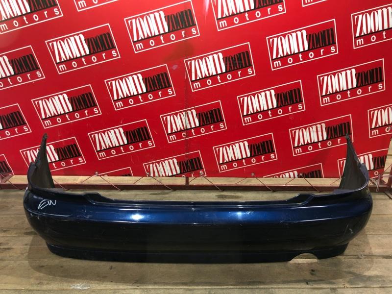 Бампер Toyota Altezza SXE10 3S-GE 1998 задний синий