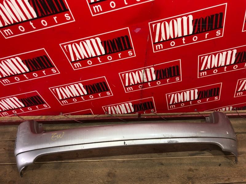 Бампер Toyota Probox NCP51V 1NZ-FE 2002 задний серебро