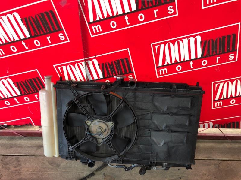 Радиатор двигателя Mitsubishi Lancer Cedia CS5A 4G93 2000