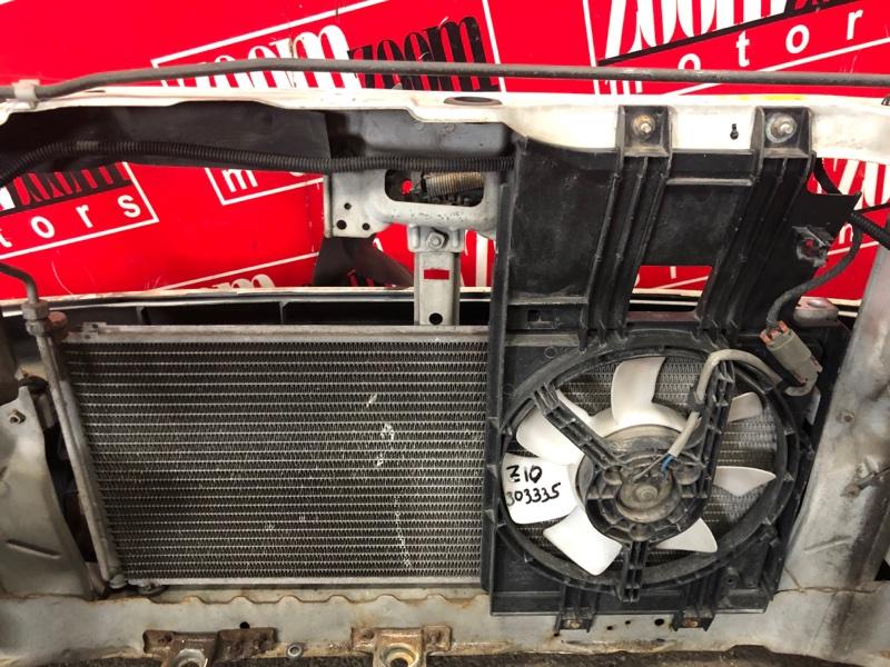 Радиатор кондиционера Nissan Cube Z10 CG13DE 1998