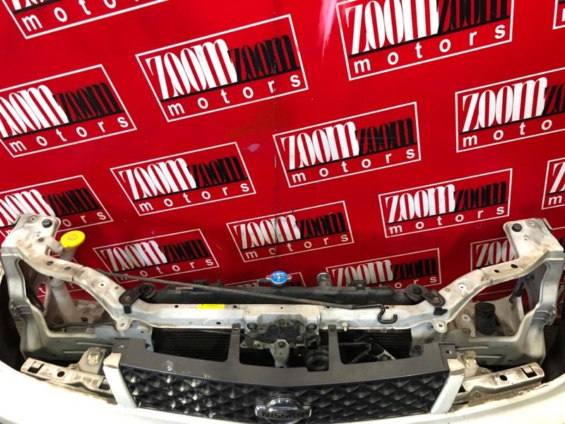Рамка радиатора Nissan X-Trail NT30 QR20DE `2000 белый перламутр