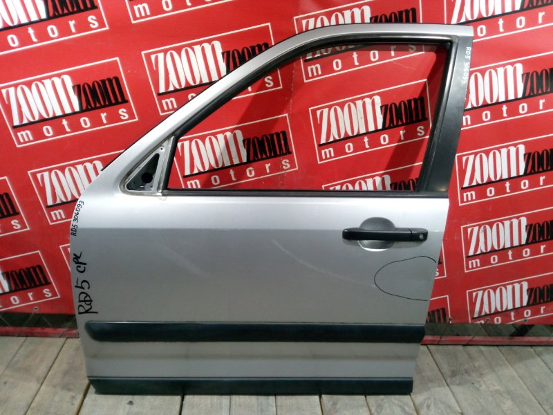 Дверь боковая Honda Cr-V RD5 K20A 2001 передняя левая серебро