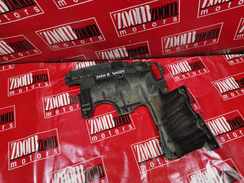 Защита двс Toyota Wish ZNE10 1ZZ-FE 2003 передняя правая