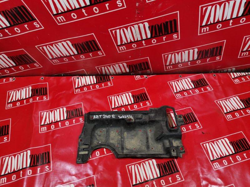 Защита двс Toyota Premio AZT240 1AZ-FSE `2001 передняя правая