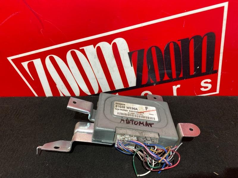 Блок управления кпп Nissan Ad VY11 QG13 1999 31036 WE90A