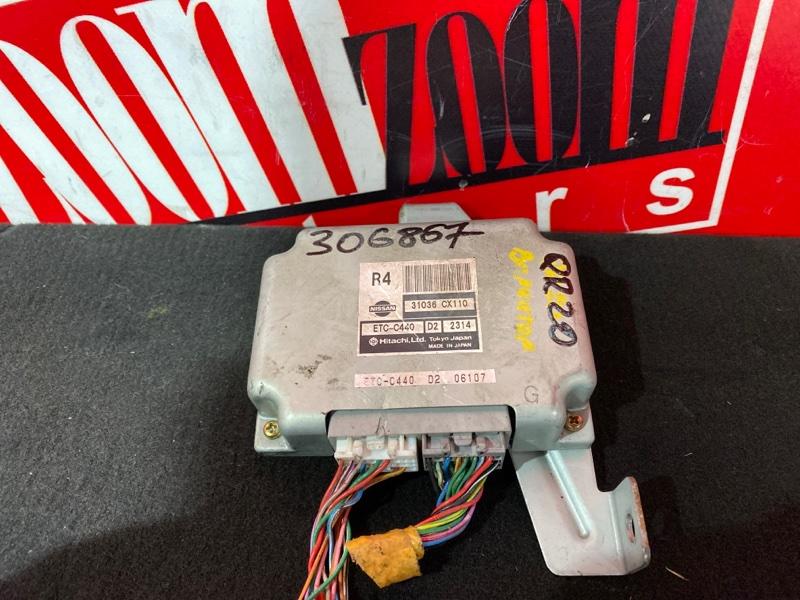Блок управления кпп Nissan Serena TC24 QR20DE 1999 31036 CX110