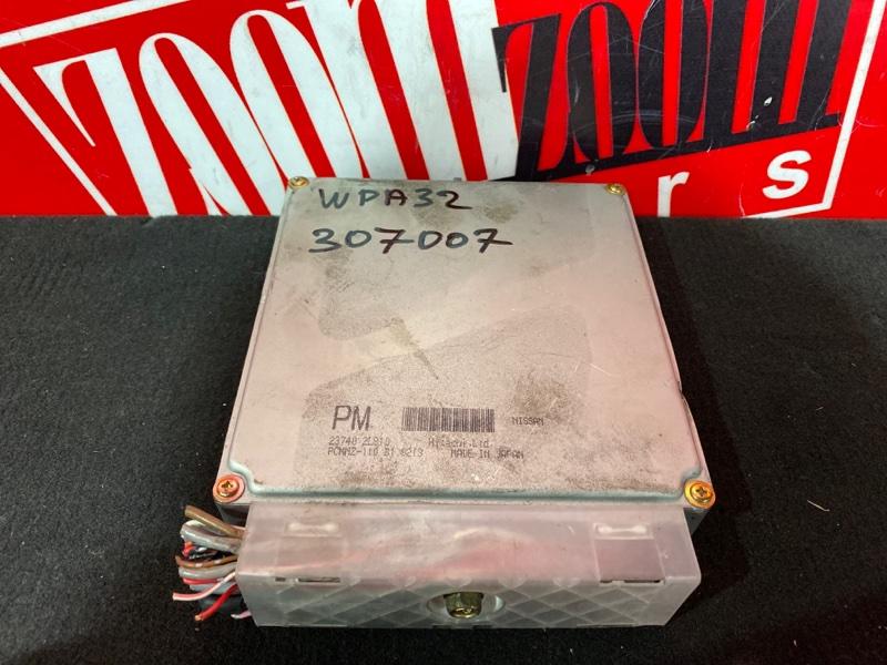 Компьютер (блок управления) Nissan Cefiro WPA32 VQ25DE 1994 23740 2L810