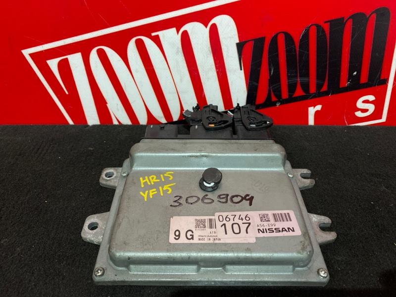 Компьютер (блок управления) Nissan Juke YF15 HR15DE 2010 A56-E99