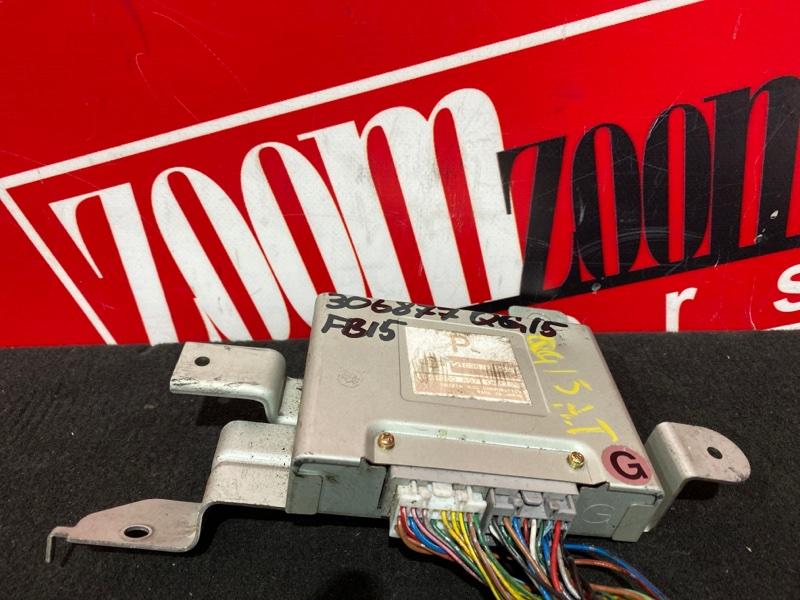 Блок управления кпп Nissan Sunny FB15 QG15DE 1998 31036-6N001
