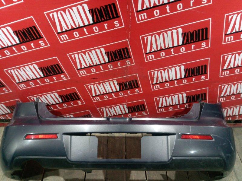 Бампер Mazda Axela BK5P ZY-VE 2003 задний серый