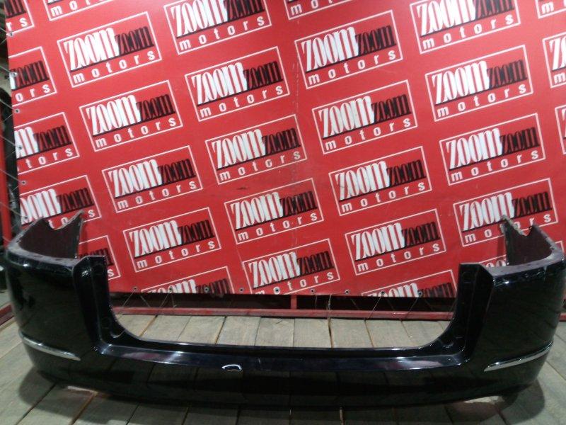 Бампер Honda Odyssey RB1 K24A 2003 задний черный