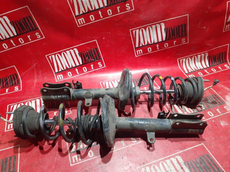 Стойка подвески Toyota Windom MCV21 2MZ-FE 1997 задняя