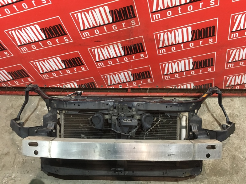 Рамка радиатора Nissan Teana PJ31 VQ23DE 2003 передняя черный
