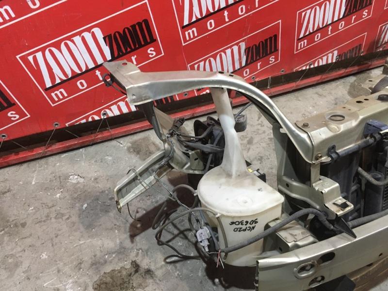 Бачок омывателя Toyota Funcargo NCP20 2NZ-FE 1999 передний