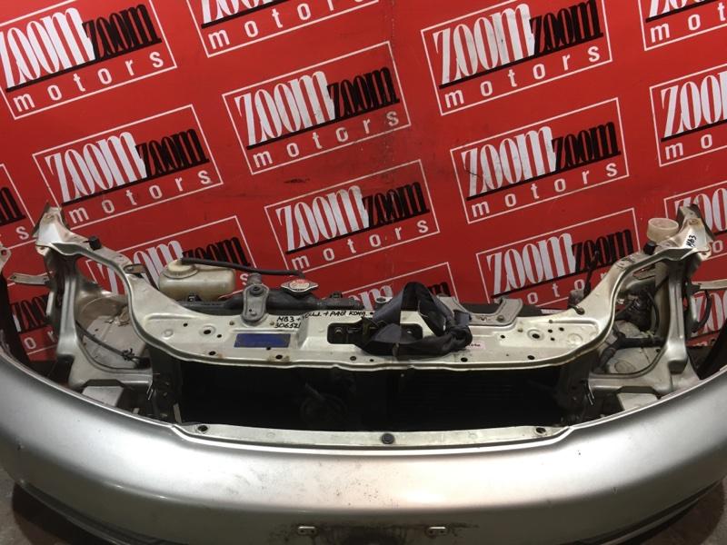 Рамка радиатора Honda Domani MB3 D15B 1995 передняя серый
