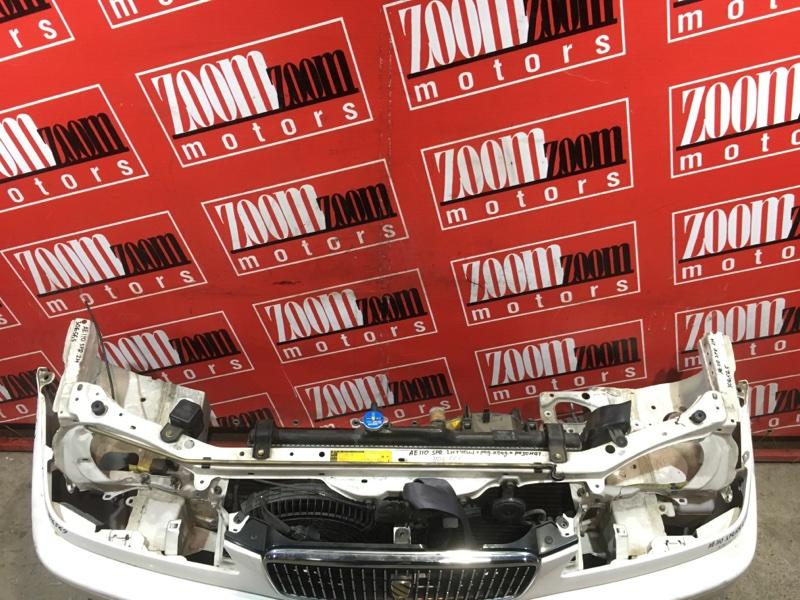 Рамка радиатора Toyota Sprinter AE110 5A-FE 1997 передняя белый